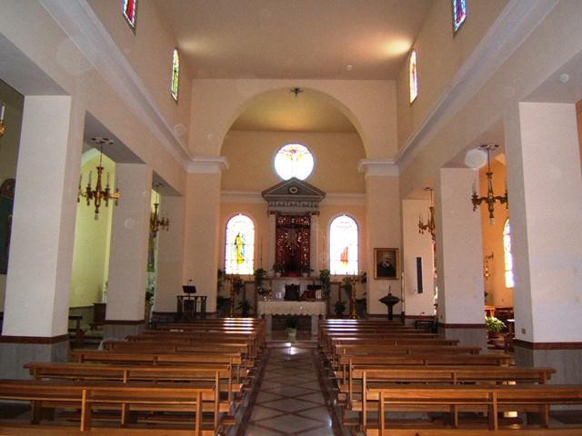 Interno Chiesa di Maria SS Addolorata - Archivio Diocesi Maria SS Addolorata