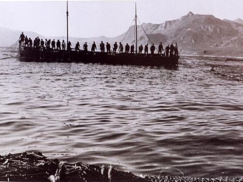 Storica di una barca di Porticello - Archivio Ciccio ZizzoStorica di una barca di Porticello - Archivio Ciccio Zizzo