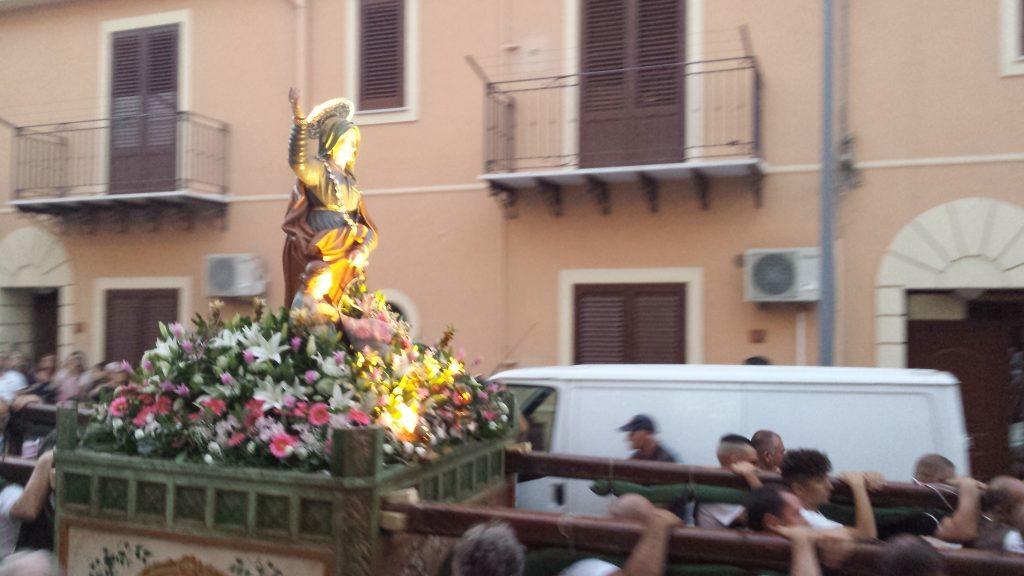 Il Trionfo di Sant'Anna - Visit Santa Flavia