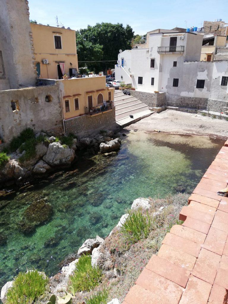 Caletta di Sant'Elia Santa Flavia