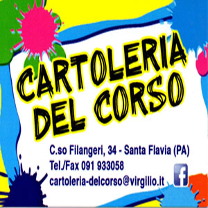 Gadjet Turistici Cartoleria del Corso Santa Flavia
