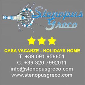 Stenopus Greco Holidays Home Porticello Santa Flavia