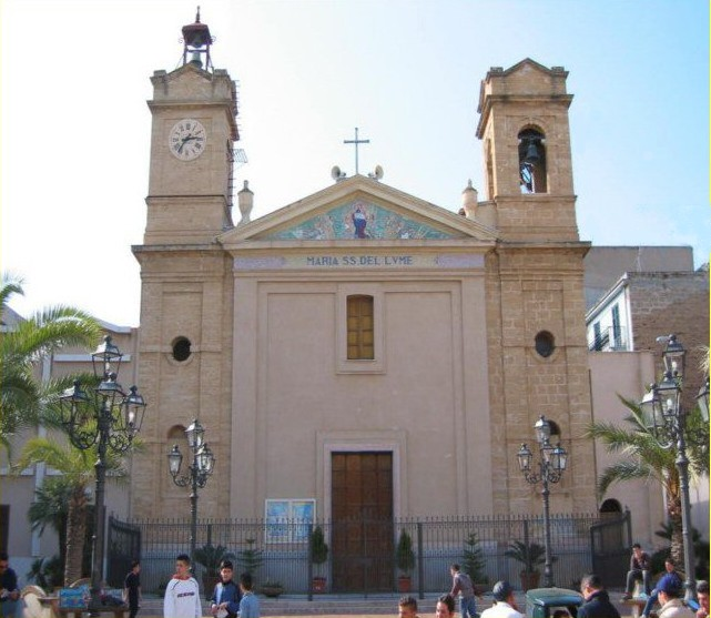 Chiesa di Mara SS del Lume - Porticello Santa Flavia
