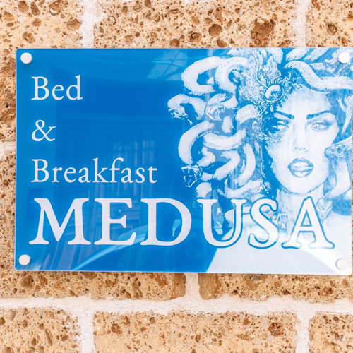 Bed and Breakfast Medusa Santa Flavia