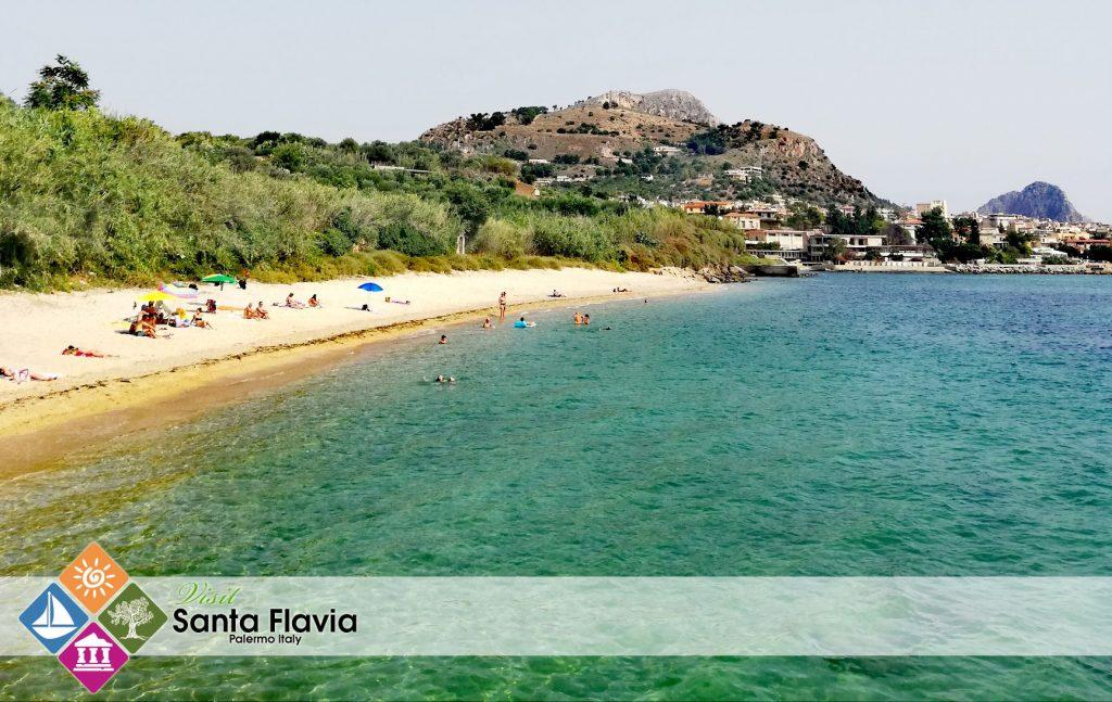 Spiaggia dell'Aciddara - Visit Santa Flavia